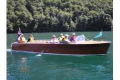Classic Chris Craft Style Runabout