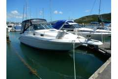 Searay Sundancer 270 Complete With Trailer