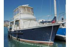 Halvorsen Island Gypsy 36