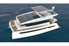 Silent Yachts 44 SOLAR POWERED