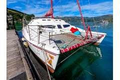 "Sagitta 30 Catamaran ""Cruizie Cat"""