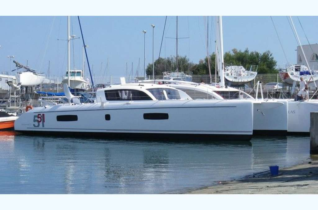 Outremer 51 for sale in New Zealand on Marine Hub