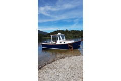 Penobscot Jiffy 22 Complete with Trailer