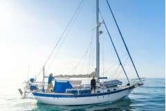 Downeaster 38 Cruising Yacht KUHELA