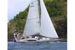 Allures 52 Centreboard Cruising Yacht