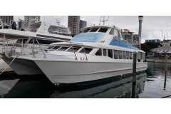 Charter Catamaran, 58ft