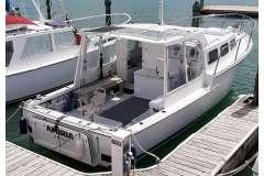 Jack Brooke 10.3m Sedan Launch