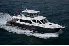 70ft Luxurious charter and Family blue water cruiser