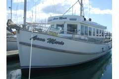 Saunders Trawler Style  ( Ex Commercial ) ## UNDER CONTRACT ##