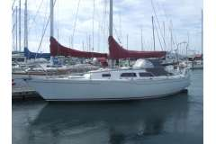 Cavalier 30 plus would sell 10 mtr Sulphur Point Marina Berth with vessel
