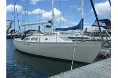 Davidson 35   plus  possible 12 mtr Sulphur Point Marina berth