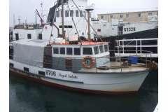 Marlborough 38 Commercial Fishing boat