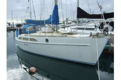 Hartley Silver Image  ( Steel ) + Would sell 10 Mtr  Sulphur Point Marina berth