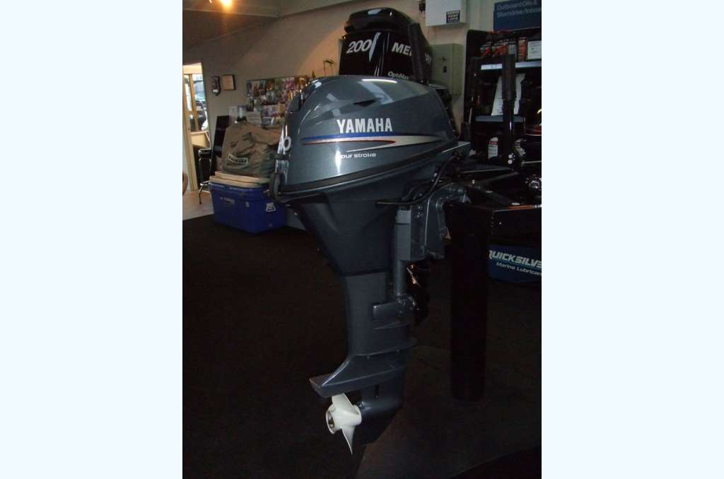 2012 YAMAHA 20HP 4-STROKE OUTBOARD for sale in New Zealand on Marine Hub