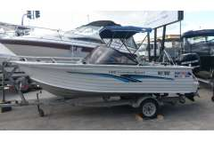 2001 QUINTREX 500 FREEDOM BOWRIDER