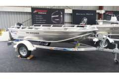 Quintrex 350 Explorer Package