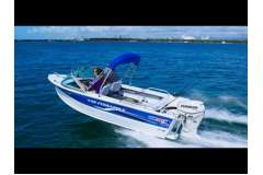 Quintrex 430 Fishabout Package
