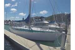 Small Steel Yacht