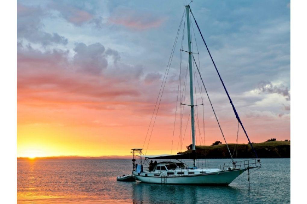 Tucker Ferro Cruising Yacht