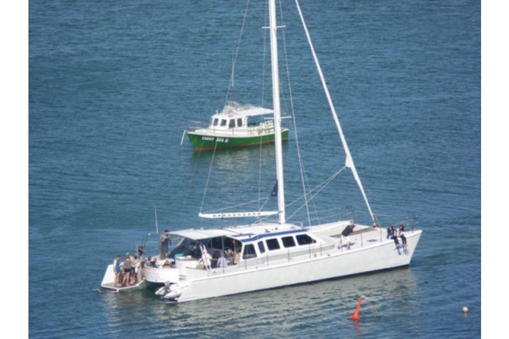 18.5m Charter Sailing Cat