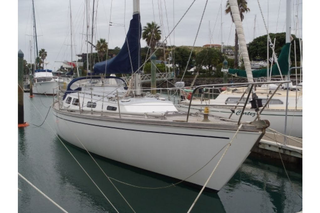 1/3 Share in Wilson 36' Yacht