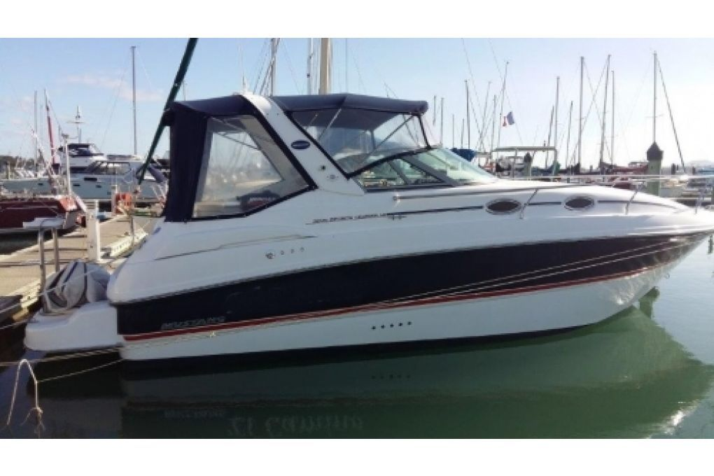 Mustang 3200LE Sports Cruiser