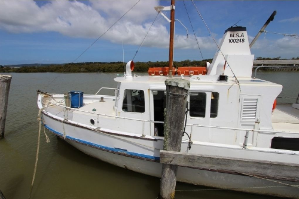 48' Curnow & Wilton Launch