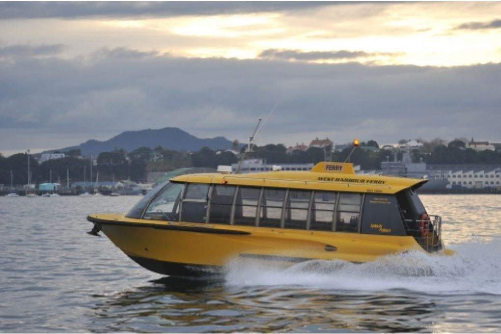 Ex Ferry Service Vessel