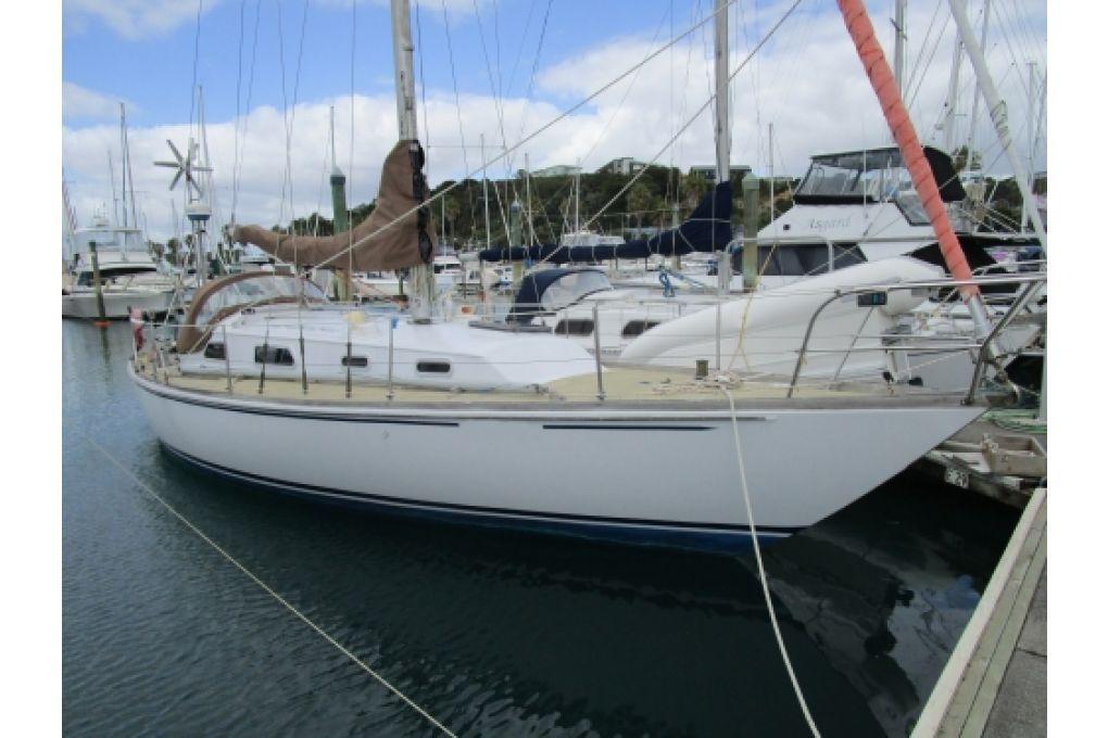 Brin Wilson One Ton Cup Yacht
