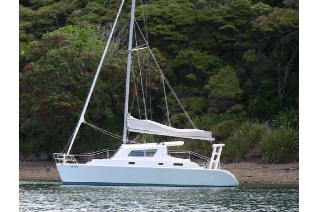 Kelsall Sailing Cat
