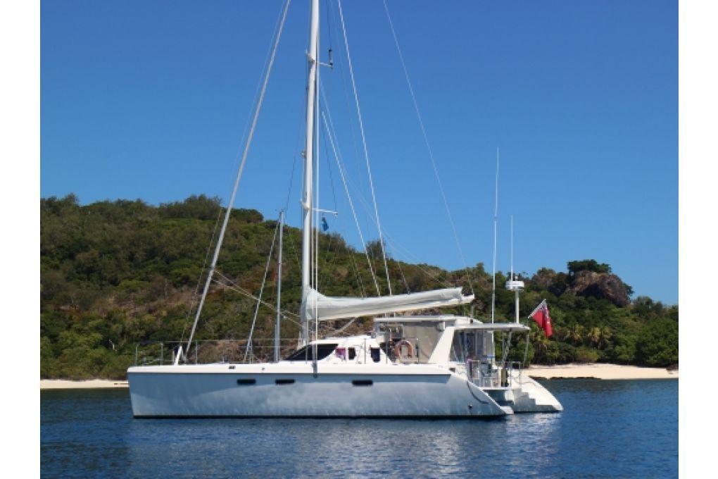 13m Wright Lavranos Catamaran