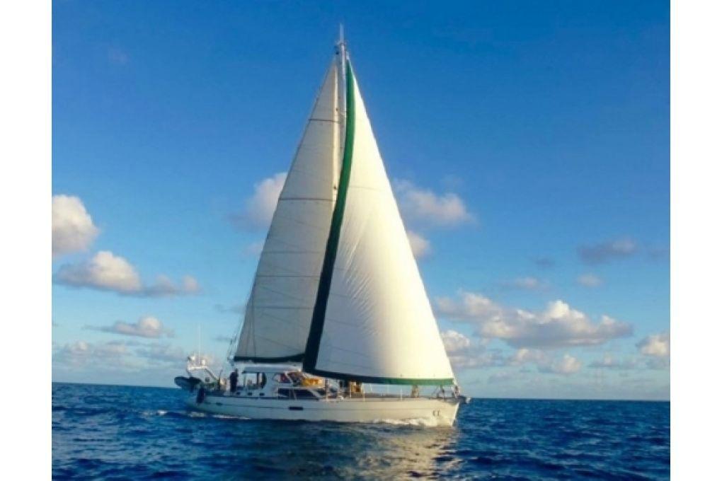 Garcia Ocean Cruising Yacht