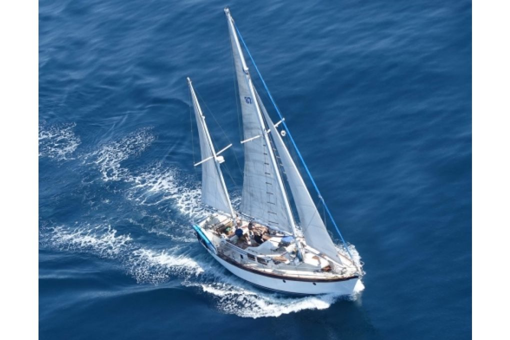Transpac 49 Ketch