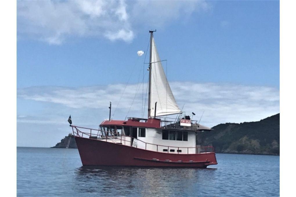 John Hakker Trawler