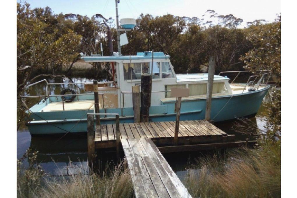 Fishing Launch