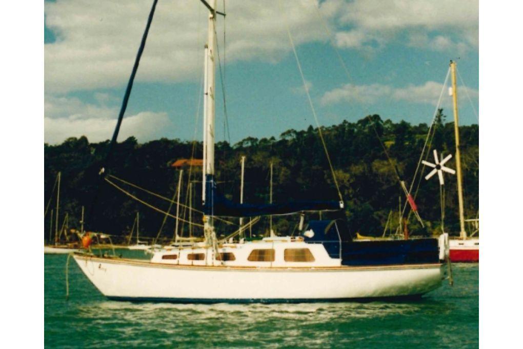 Hartley RORC 32