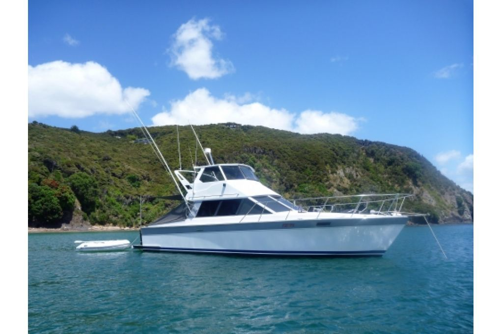 Pelin Liberty Flybridge 40