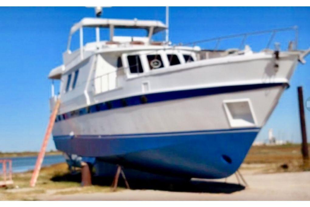 De Groot 20m Motor Yacht