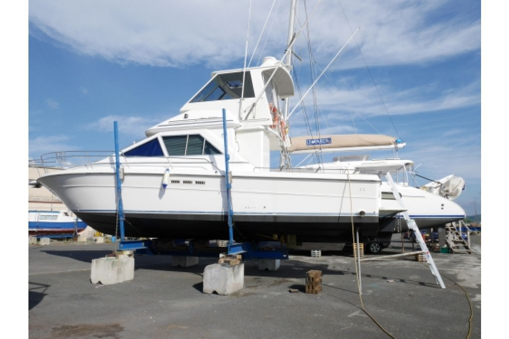 Sea Ray 42 Extended