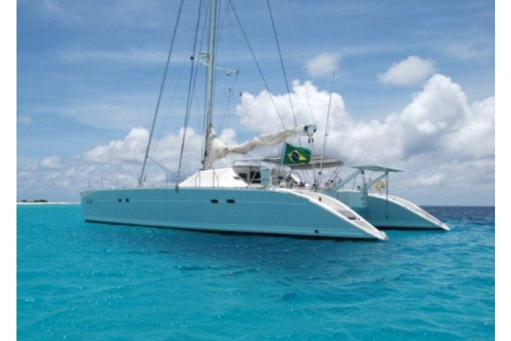 Lagoon 55 catamaran