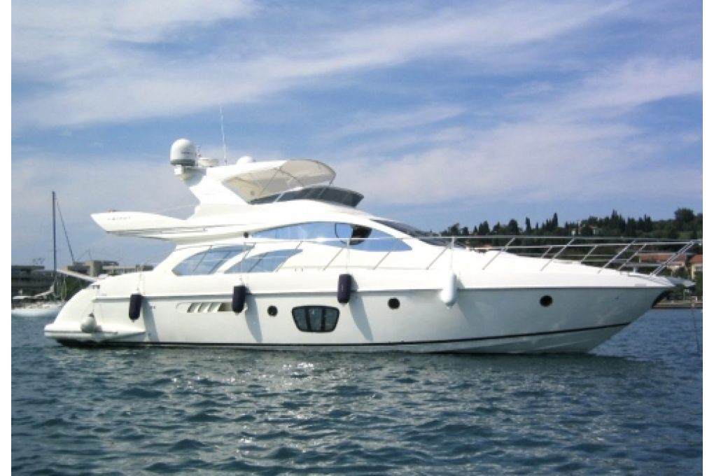 2006 Azimut Evolution