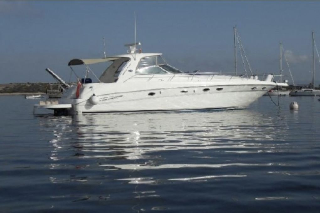 SeaRay 460 Sundancer