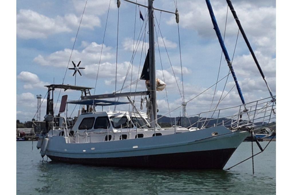 Ocean Sailing Yacht 46'