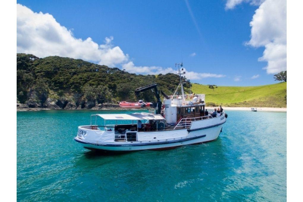 Coastal Tug/Charter Boat