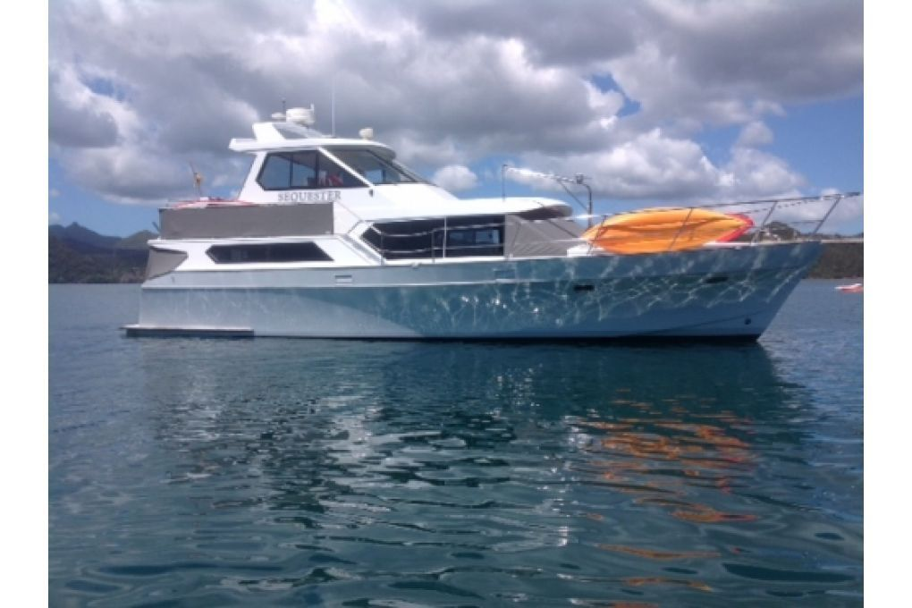 Woolley Mid Pilothouse Launch