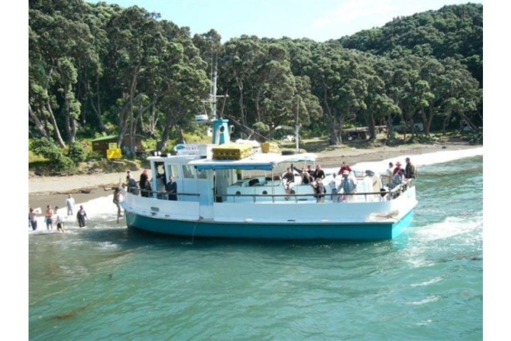 16m Charter/Fishing