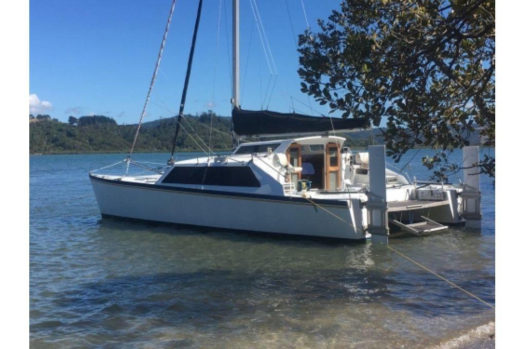 Pelin Tradewind Catamaran