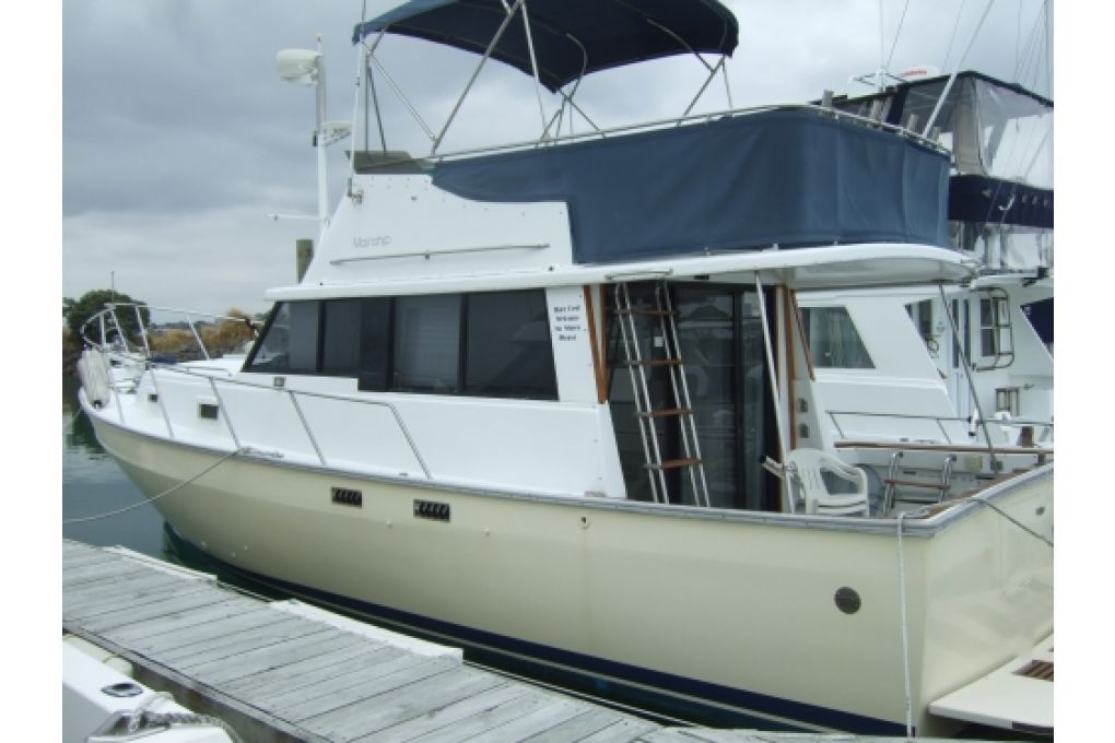 Mainship 34 Plus 12m Berth