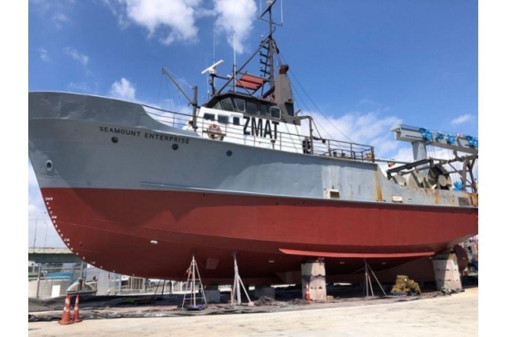 30m Stern Trawler