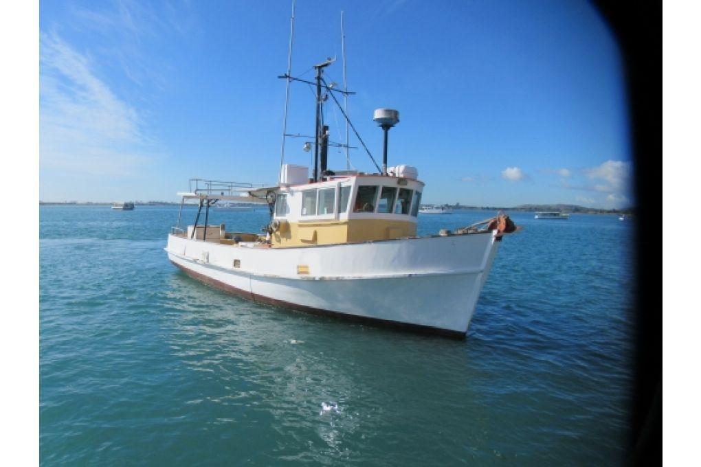 Jorgensen Commercial Fishing Vessel
